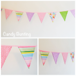 Candy Bunting